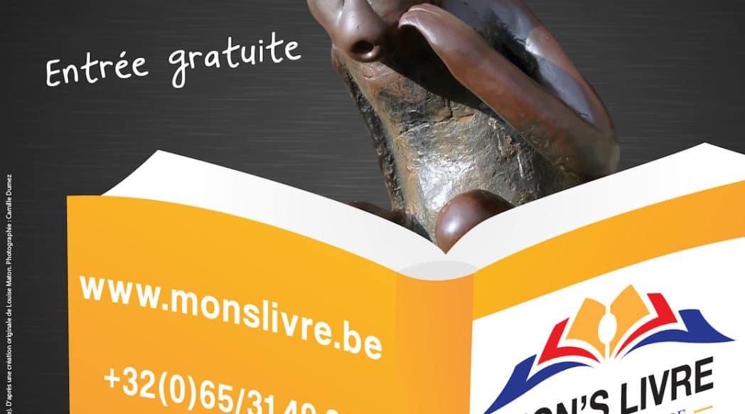 Affiche Mons livres 2017